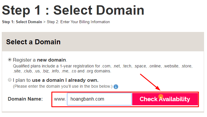 đăng ký hosting ipage.com mua hosting ipage.com