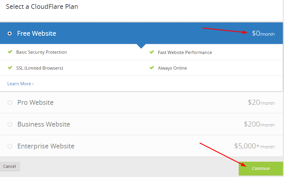 huong dan cai dat cloudflare cho blog wordpress cài đặt cloudflare cho blog wordpress Cài đặt CloudFlare cho Blog WordPress tăng tốc độ truy cập huong dan cai dat cloudflare cho blog wordpress 3