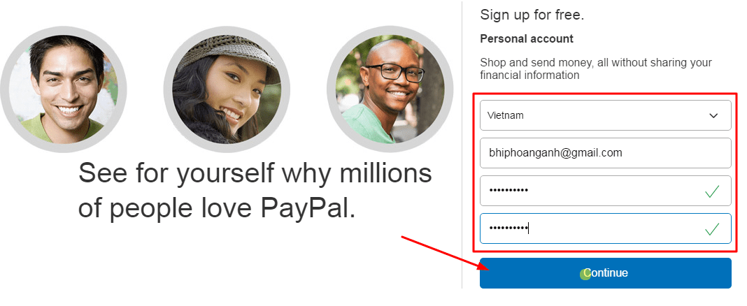 Hướng dẫn đăng ký và xác minh tài khoản Paypal hướng dẫn đăng ký và xác minh tài khoản paypal Hướng dẫn đăng ký và xác minh tài khoản Paypal     ng k   t  i kho   n paypal m   i nh   t 2016 6