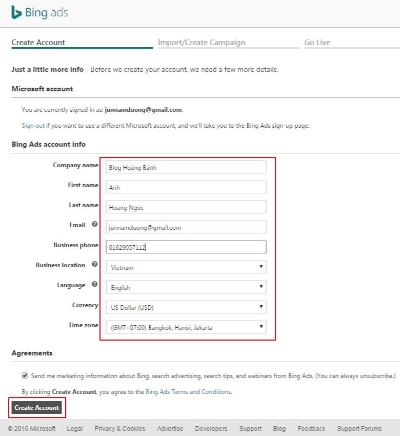 hướng dẫn đăng ký tài khoản bing ads đăng ký tài khoản bing ads Hướng dẫn đăng ký tài khoản Bing Ads h     ng d   n     ng k   t  i kho   n bing ads