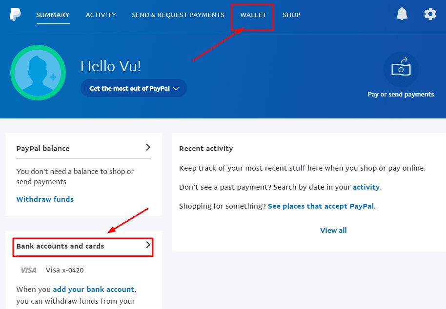 liên kết tài khoản paypal và thẻ visa hướng dẫn đăng ký và xác minh tài khoản paypal Hướng dẫn đăng ký và xác minh tài khoản Paypal lien ket paypal va visa