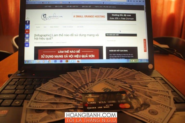 kiếm tiền trên mạng với affiliate marketing kiếm tiền trên mạng