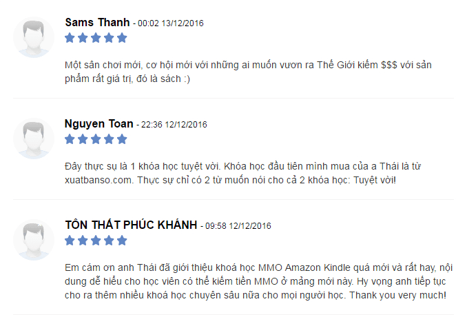 KHOA HOC KIEM TIEN VOI AMAZON KINDLE EBOOK