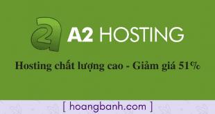 mua hosting a2hosting