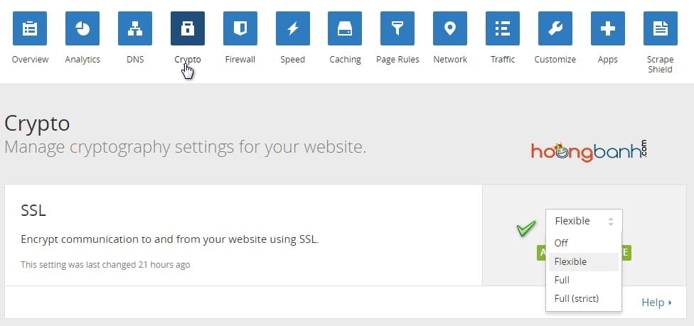 cai dat ssl mien phi Cách cài đặt SSL miễn phí trên CloudFlare huong dan cai dat ssl mien phi