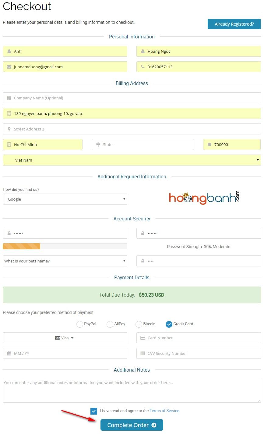 huong dan mua hosting hawkhost Đánh giá hawkhost Đánh giá Hawkhost dịch vụ Hosting đáng dùng huong dan mua hosting hawkhost1