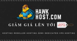 ma giam gia coupon hawkhost.com tổng hợp hawk host coupon giảm giá lên tới 40% Tổng hợp HawkHost Coupon giảm giá lên tới 40% ma giam gia coupon hawkhost 310x165
