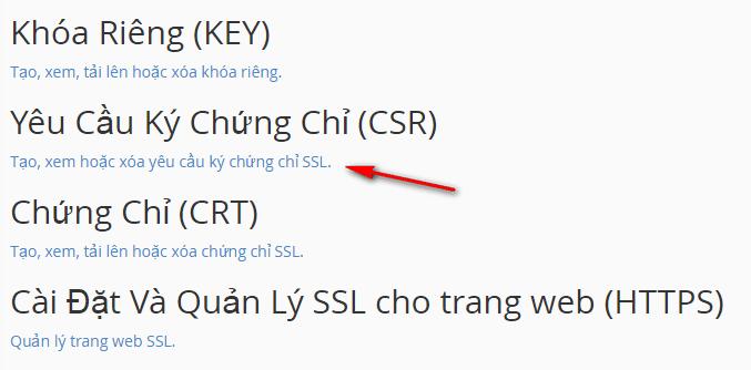 mua ssl giá rẻ tại namecheap Mua SSL giá rẻ tại Namecheap chỉ $3.05/năm chon csr