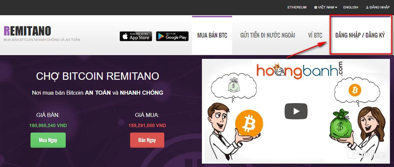 dang ky tai khoan remitano đăng ký và xác minh tài khoản Remitano để mua bán Bitcoin Cách đăng ký và xác minh tài khoản Remitano để mua bán Bitcoin dang ky tai khoan remitano