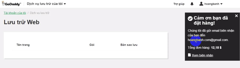 huong dan dang ky hosting godady godaddy Bắt đầu tạo Blog Wordpress với Hosting Goddady chỉ $1/tháng + Tặng tên miền miễn phí huong dan dang ky hosting godady 8