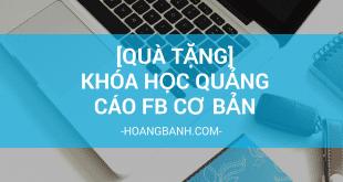 facebook cơ bản [Quà tặng] Khóa học quảng cáo Facebook cơ bản khoa h   c facebook ads c   b   n 1 310x165
