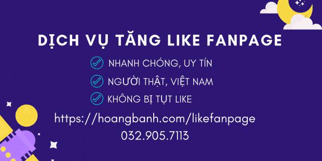 dịch vụ tăng like fanpage dịch vụ tăng like fanpage Dịch vụ tăng like fanpage d   ch v    t  ng like fanpage 660x330